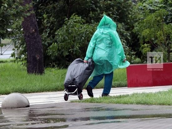 К выходным в Татарстане обещают похолодание