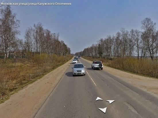 Реконструкция северного въезда в Калугу начнется уже в 2021 году