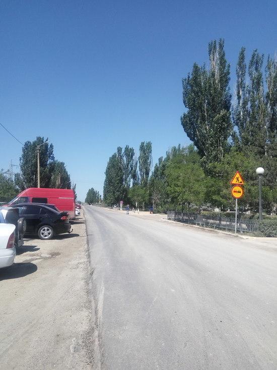 Дорогу от Симферополя до границы с Украиной отремонтируют в 2023 году
