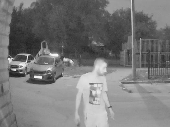 Разбившего видеокамеру хулигана задержали в Серпухове