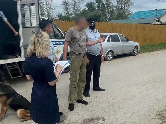 На улице в Товарково убитым найден 37-летний мужчина