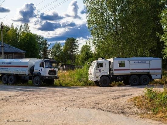 Минприроды Карелии провело прямой эфир по вопросам о лесных пожарах