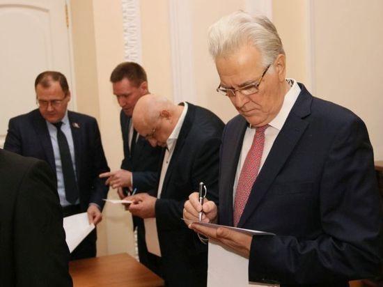 Назван вероятный сменщик Артёмова в Заксобрании Омской области