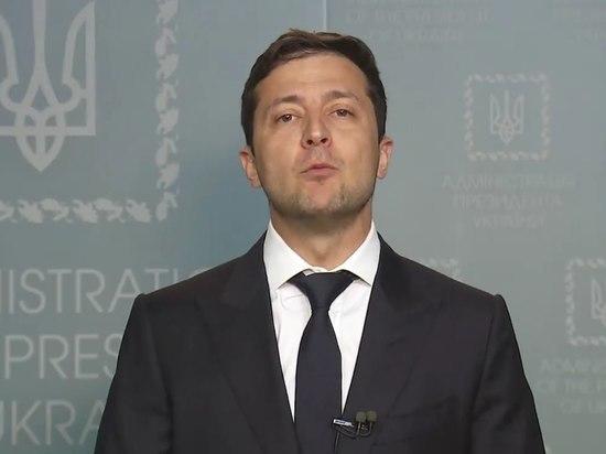 Зеленский намерен обсудить с Байденом возвращение Крыма