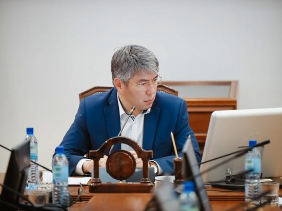 Глава Бурятии встретится с жителями Кабанского района очно и онлайн
