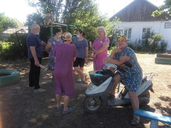 Газификация - лучший подарок для жителей села Трактовое