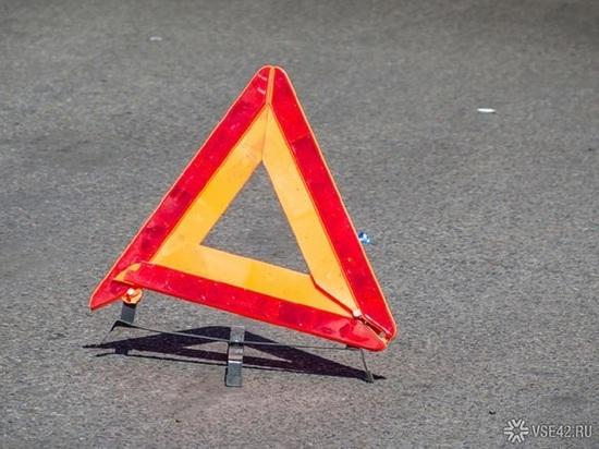В Кузбассе более 100 детей пострадали в ДТП с начала года