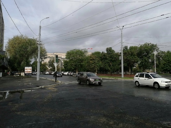 В центре Оренбурга изменится схема движения транспорта