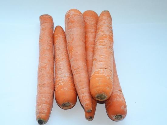 Оренбургские дачники жалуются на морковку