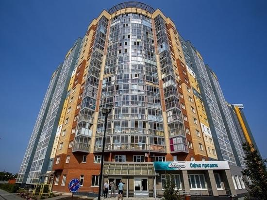 На 60% выросло число ипотечных сделок в Новосибирской области в 2021 году