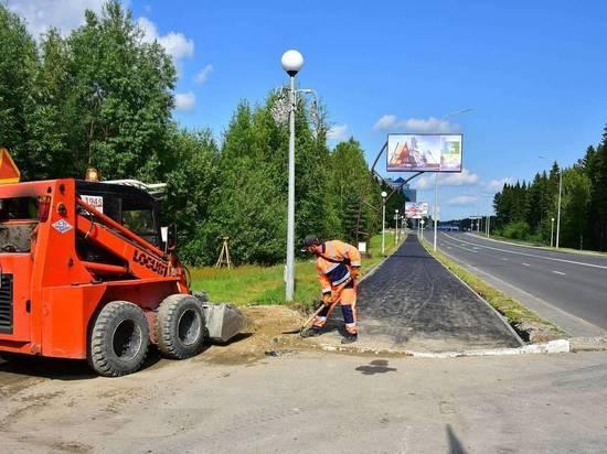 Новые велодорожки появятся в Ханты-Мансийске