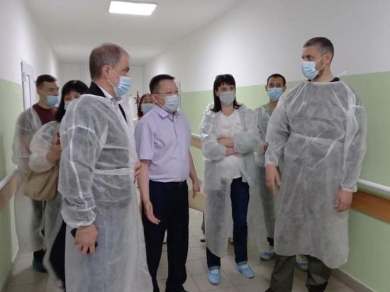 Скачков: Проблему Могочинской ЦРБ поможет решить передача части зданий РЖД