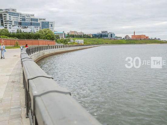 В Казани на 1 км продлится набережная ко Дню города