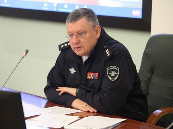 Поздравляем с юбилеем заместителя министра внутренних дел Игоря Зубова