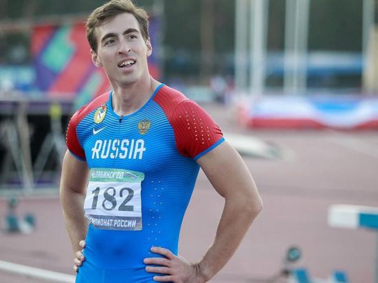 Надеюсь, не разочарую: барнаульский легкоатлет Сергей Шубенков рассказал, чего ждет от Олимпийских игр