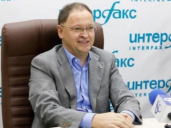 Начальник департамента экономразвития Белгородской области Олег Абрамов уволен в связи с утратой доверия