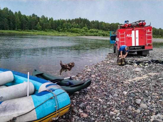 В алтайской реке утонули мужчина и мальчик