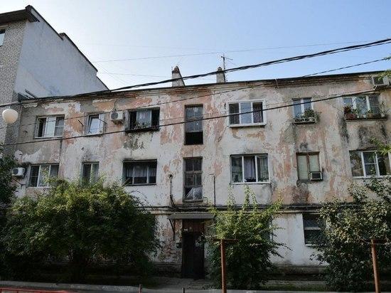 Началось расселение самого большого аварийного дома Краснодара