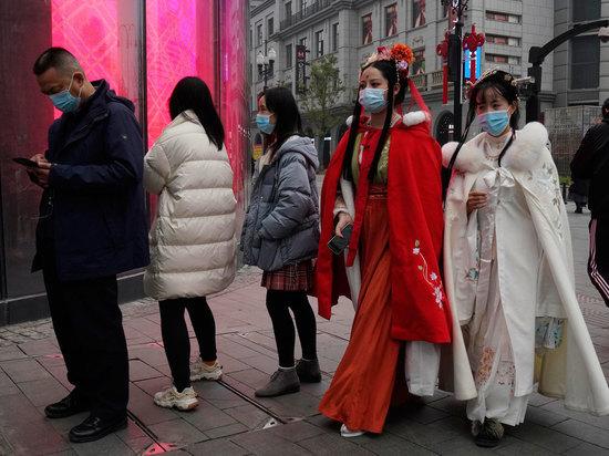 Китай резко отказался от нового расследования происхождения  коронавируса