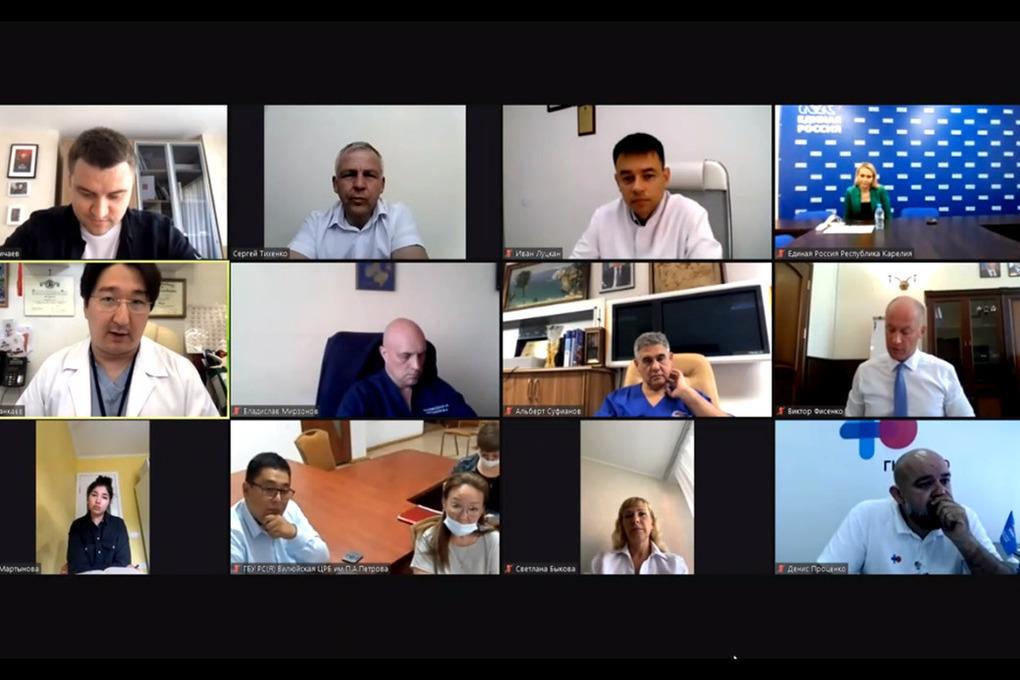 «Перезагрузка» здравоохранения на селе: врачи представили предложения в народную программу «Единой России»