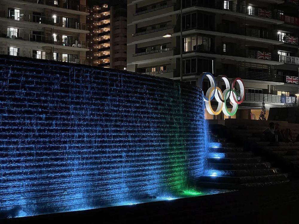 Уникальные кадры жизни калужских спортсменов в Олимпийской деревне в Токио
