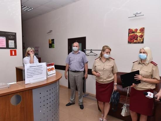 В Белгороде приостановили работу двух торговых центров из-за несоблюдения масочного режима