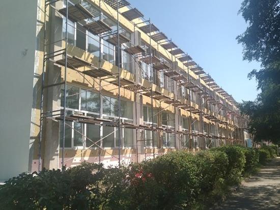 В Пензе в микрорайоне ГПЗ к 1 сентября откроют новый корпус школы
