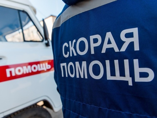Под Волгоградом в ДТП на трассе пострадали два человека