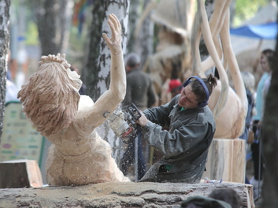 «Праздник топора» в Томской области состоится только в следующем году