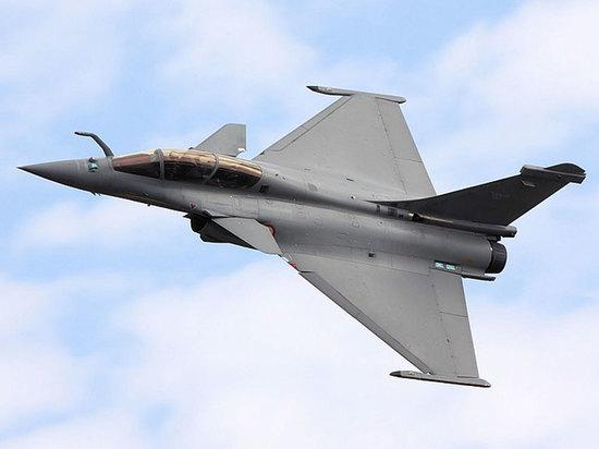Французский истребитель Rafal «подбил» Су-35 на учениях в Египте