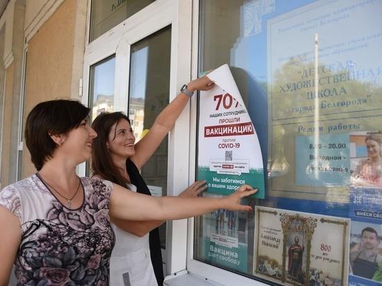 Еще три белгородских учреждения получили «зеленые карты»