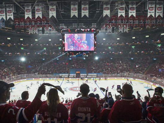 НХЛ планирует устроить перерыв на время Олимпиады в Пекине