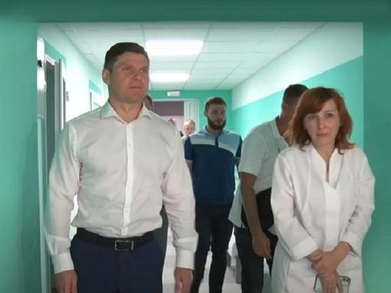 В макеевской больнице открыли нефрологическое отделение