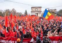 ПСРМ готовится к общенациональной акции протеста