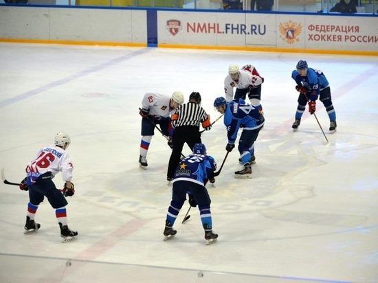 Белгородские хоккеисты начали подготовку к сезону