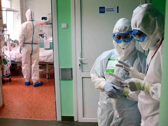 В Курской области на 22 июля зарегистрировано 194 новых случая заражения коронавирусом