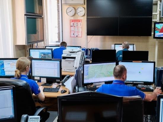 МЧС Астраханской области предупреждает о надвигающемся штормовом ветре