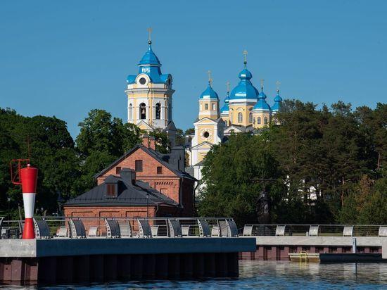 В этом году Коневский Рождество-Богородичный мужской монастырь отмечает свое 628-летие