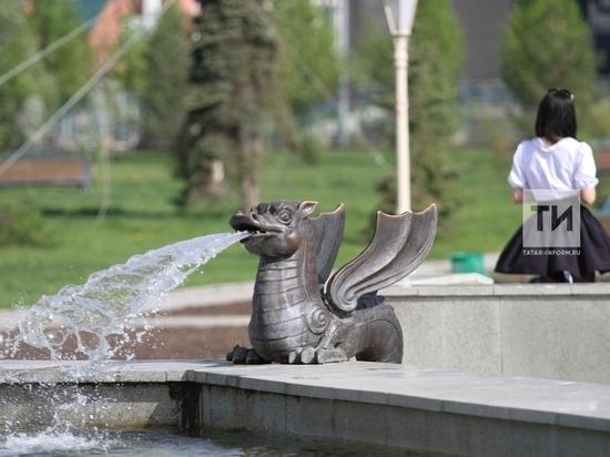 Тепло в Татарстан вернется в начале следующей недели