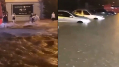 Теперь таки-затопило Одессу: видео наводнения