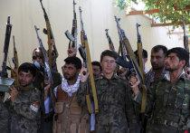 В Сети появились сообщения о том, что элитное подразделение группировки «Талибан» (признана террористической организацией и запрещена в РФ) готовится отправить на фронт отряды спецназа
