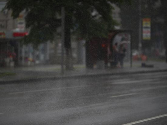 В МЧС предупредили о ливне с градом в Астраханской области 22 и 23 июля