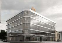 Строительство нового офисного здания идет полным ходом и будет завершено во 2-м квартале 2022 года
