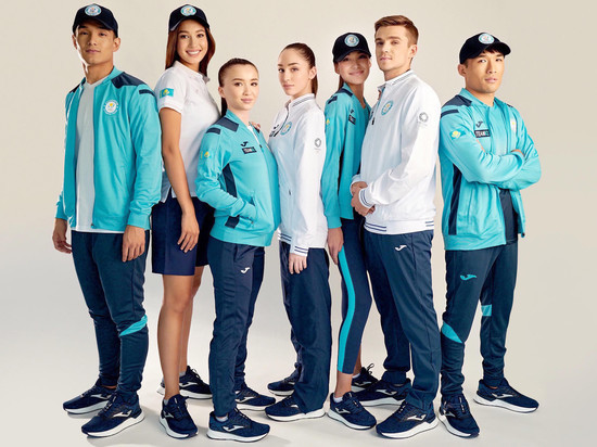 Форма казахстанской сборной признана одной из самых стильных на Олимпиаде в Токио