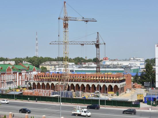 В Йошкар-Оле строится второй этаж Дома дружбы народов