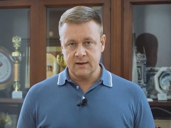 Николай Любимов призвал поддержать рязанских спортсменов-олимпийцев