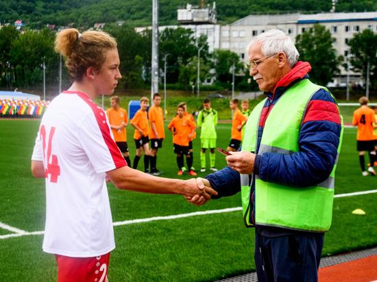 Нападающий «СКА-Хабаровск-Ю» стал лучшим игроком восьмого тура ЮФЛ ДВ