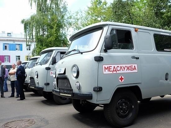 В Кировской области пополнили автопарк районных больниц