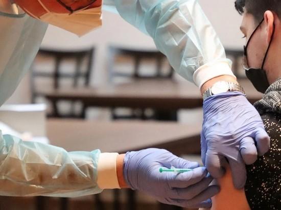 Производство вакцин в России выросло в шесть раз за месяц