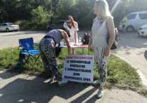 В Хабаровске собирают подписи за независимых кандидатов на выборах в закдуму